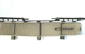 1970 Dodge Challenger Grille Grill Insert With Challenger Emblem All Oem Parts