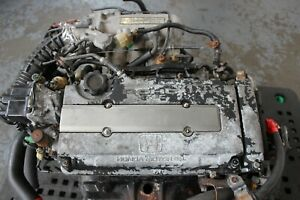 Jdm Honda Civic Integra Da Xsi B16a Obd0 Engine Only Jdm B16a