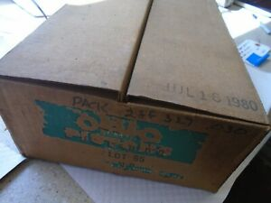 1938 1952 Packard Pistons Nos Oe 288 327 6 Cylinder 30 0ver Set Of 8