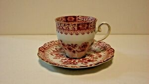 Vintage Seltmann Weiden Demitas Cup And Saucer Bavaria W Germany