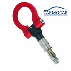 Red Tow Hook Cnc Racing T2 For Bmw M E46 E81 E30 E36 E90 E91 E92 E93