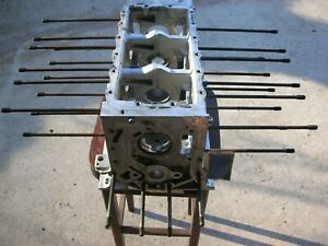 Corvair 65 68 Engine Block T0502gr Degreased 95 Hp Power Glide 8 Case Bolt