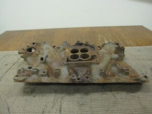 Ford 460 Engine 4bb Intake Manifold D9te Da