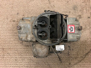 1967 Ford Holley Carburetor C7of 9510 a 3793 W tag Comet Cougar 390