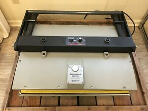 Seal Masterpiece 500t x Dry Mounting Laminating Press Commercial Heavy Duty