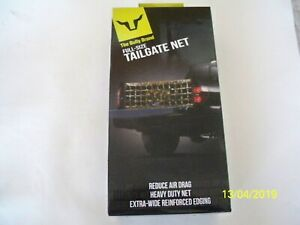 Bully Full Size Truck Tailgate Net Camouflage F150 Chevy 1500 2500 F250 Dodge