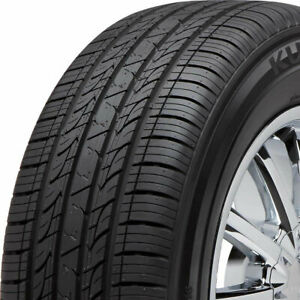 2 New P225 60r16 Kumho Solus Kh25 97h Performance Tires 2113473