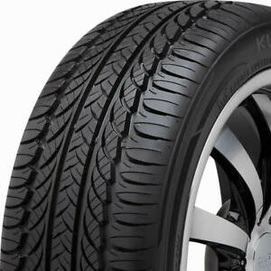 2 New 235 50r17 Kumho Ecsta Pa31 96v Performance Tires 2161383