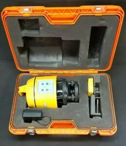 Geotop Gl 3 Rechargeable Laser Level With Receiver Clamp 24