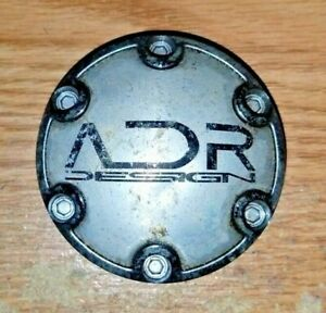 8 19 Adr Design Chrome Wheel Center Rim Hub Cap Cover