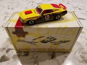 COCA COLA 1970 FORD MUSTANG - MATCHBOX COLLECTIBLE YMC05/B-M New in Box