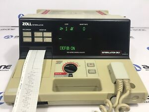Zoll D900 Defib monitor biomed Tested