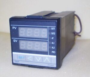 Taie Fy400 Temperature Controller 102000 Used Tested Working