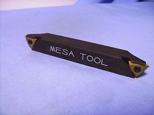 5 8 Sq Shank Double Ended Threading Tool Lathe Cnc Indexable