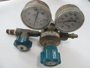 Linde Upe 3 150 346 Gas Regulator Used Upe3150346