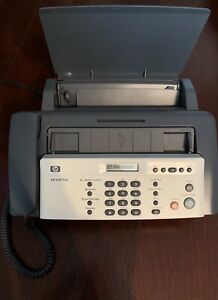 Hp 640 Fax Inkjet Fax Machine Works Well