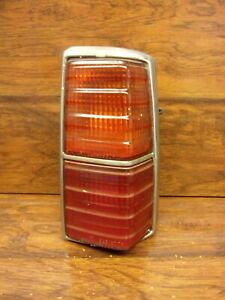 Right Passenger Taillight Honda Civic Wagon 1978 1979