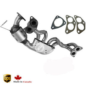 Catalytic Converter 2011 2016 Subaru Forester Legacy Outback 2 5l