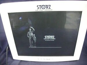 L k Karl Storz Endoscopy Sc sx19 a1511 Nds Medical Display Monitor Tested Works