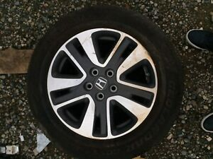 Honda Odyssey Touring Tire Oem Wheel 2016