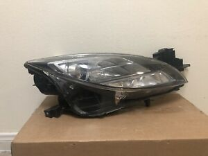 2011 2013 Mazda 6 Right Side Headlight Xenon Hid Oem