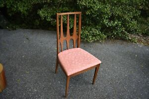 Vtg Mid Century Modern Broyhill Brasilia Dining Side Chair 60 S Decor