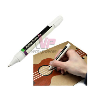 Conductive Ink Pen Diy Black golden Electronic Circuit Repair Draw Instantly