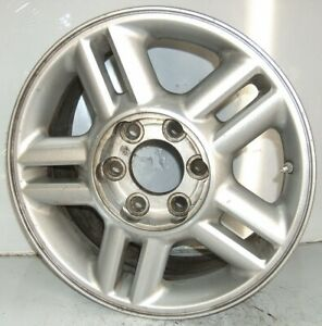 Used Ford Oem Aluminum Rim Wheel 17x7 5 2003 2006 Ford Expedition