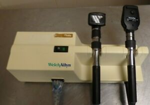 Welch Allyn 767 Ophthalmoscope otoscope