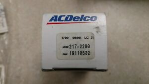 Fuel Injector tbi New Acdelco 217 2280