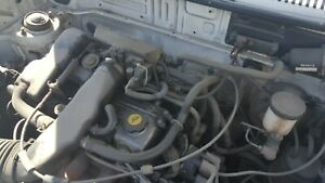 93 Festiva Ford Nice Used Engine Running In Car