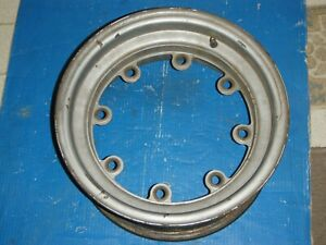 8 Lug Wheel Pontiac Bonneville Catalina Grand Prix 14x6 61 62 63 64 65 66 67 68