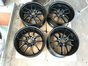Jdm 17 Work Meister S2r Rim Wheels For Is250 Rsx Fd3s Z32 300zx S13 240sx Vs ss