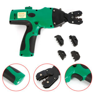 Electric Automatic Wire Stripper Crimper Multifunctional Crimping Tool 0 5 6mm