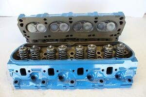 Small Block Ford 302 5 0 Windsor Cylinder Heads Rebuilt Pair
