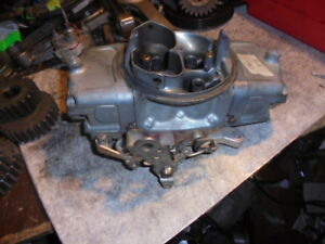 Barry Grant Speed Demon Carb 850 Holley Ihra Nhra Imca Ump Asa K