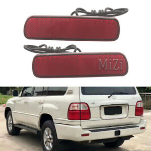 Led For Toyota Lexus Lx470 Land Cruiser Lc100 Rear Bumper Reflector Tail Light