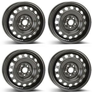 4 Alcar Steel Wheels 7210 5 5x15 Et45 5x100 For Subaru Trezia Rims