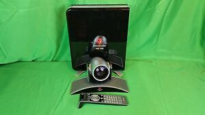 Polycom Hdx 7000 Hd Video Conference System Ntsc W Mptz 6 Eagle Eye And Remote