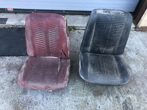 1966 Chevelle Bucket Seats Used Gm A Body