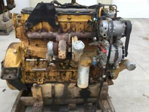 2004 Cat C7 Epa 04 249hp 142k Diesel Engine For Sale 1 Year Limited Warranty