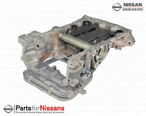Genuine Nissan 2009 2019 Gt R Upper Engine Oil Pan New Oem