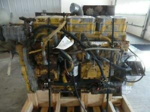 1990 Cat 3176a Diesel Engine For Sale 1 Year Limited Warranty