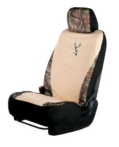 Mossy Oak Break Up Country Lowback Single 1 Front Seat Cover