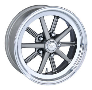 Et Mags Gasser Wheel 15x 6 4 5 Or 4 75 Bolt Circle Hotrod American