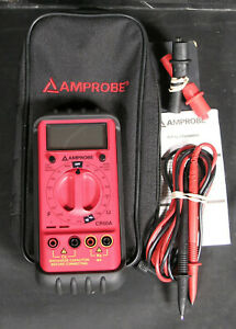 Amprobe Cr50a Inductance Capacitance And Resistance Tester