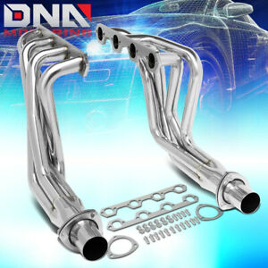 For 1969 1979 Ford F100 5 0l Rwd 302 Stainless Steel Exhaust Manifold Header Kit