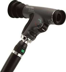 Welch Allyn 3 5v Panoptic Ophthalmoscope Lithium Ion Handle 11824 vsm