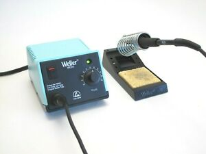 Weller Wes51 Solder Soldering Station Iron Lightly Used
