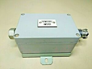 Thermocouple Amplifier New